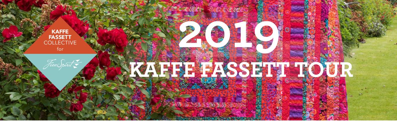Kaffe Fassett Tour