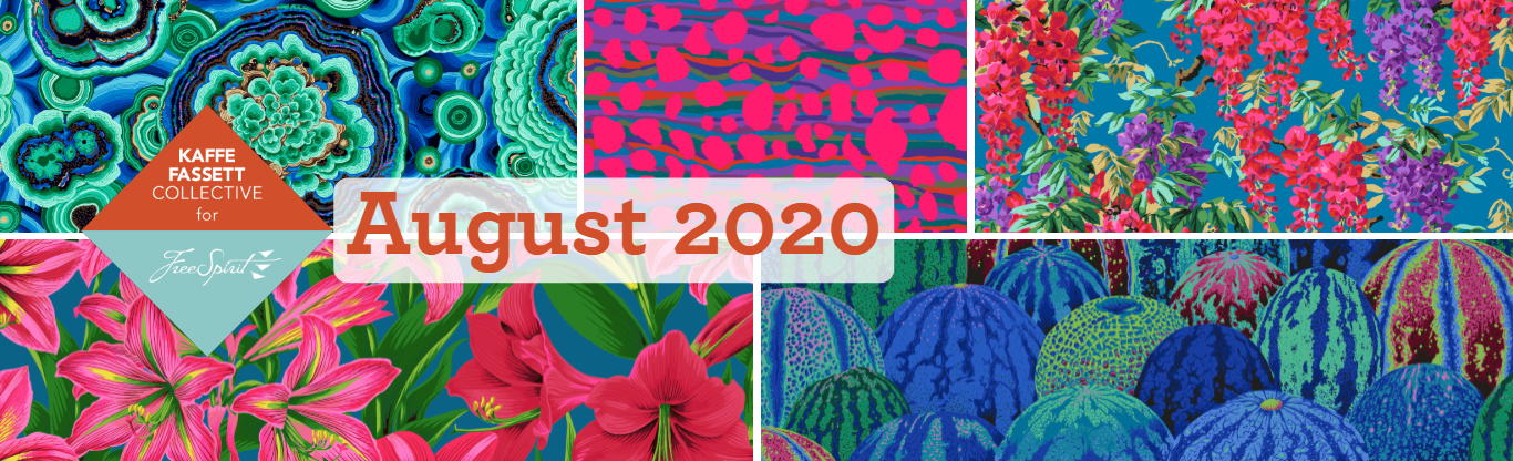 Kaffe Fassett Collective August 2020