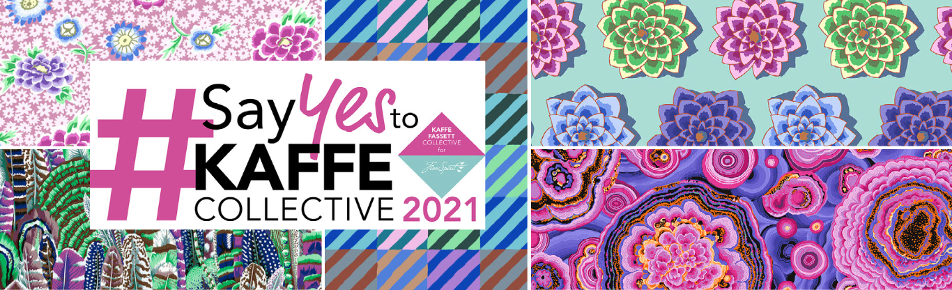 Say Yes to Kaffe Collective