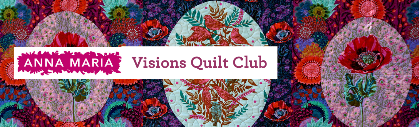 Visions Quilt Club